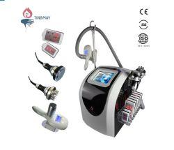 전문 살롱 뷰티 장비 바디 슬리밍 머신 크노른융해 40K 캐비테이션 RF LiPo 레이저