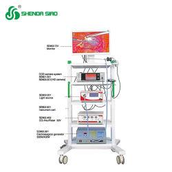 Optical instrumentos cirúrgicos de funcionamento do visor da câmera vídeogravador cirurgia laparoscópica Sistema de Câmara