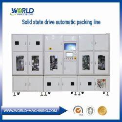 Автоматическая упаковочные машины для управления ПК герметичность упаковки и маркировки сортировки машины на линии сборки