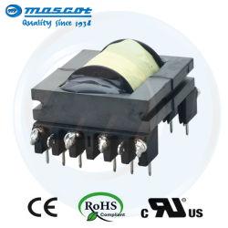 Trasformatore elettrico ad alta frequenza dell'invertitore con la memoria di ferrito Ec35