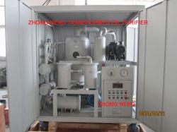 Recomendamos o uso da máquina de limpeza do óleo de transformadores com nenhuma poluição