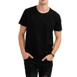 100% coton doux Vintage Sublimations vierge ordinaire T-shirts à manches courtes T-shirts