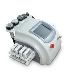 Переносные РЧ кавитации машины вакуумные омоложения лица оборудования