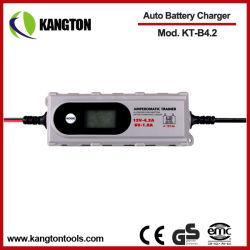 6V y 12V 4.2A Booster de batería de coche portátil