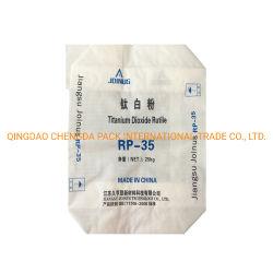 Sac tissé laminé PP Soupape Ad Star Sacs PP pour le ciment de sable granuleux en PVC