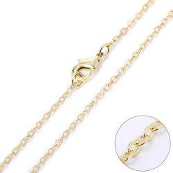 卸し売りステンレス鋼のフラットケーブルの鎖のネックレスのブレスレットの方法宝石類デザイン