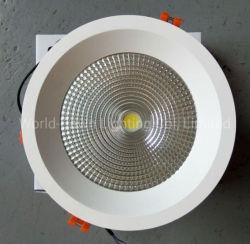 Beleuchten der Aluminium-LED Punkt des Zhongshan-Scheinwerfer-40W, der Handelsdecke beleuchtet unten, PFEILER Lampe LED PFEILER Downlight