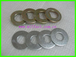 Rondelles plates en acier (ASTM F436)