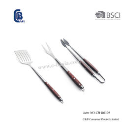Le luxe de la cuisson barbecue grill barbecue Jeu d'outils Outils