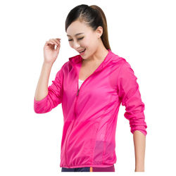 سترة واقية من الرياح للبشرة مخصصة للفتيات، شعار Pink Outdoor WaterProof Custom Logo