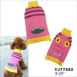 China Dog roupas. Suéter Pet (YJ75582)