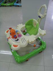 Caminhante Certificated Ce do bebê, carro do brinquedo do bebê na alta qualidade