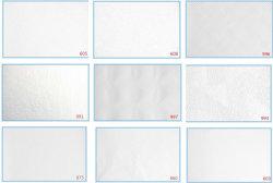 ギプスの天井のラミネーションPVCフィルム(白い)