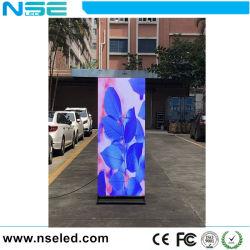 Publicidad Electrónica al aire libre Bill Boards P3 Cartel LED Digital