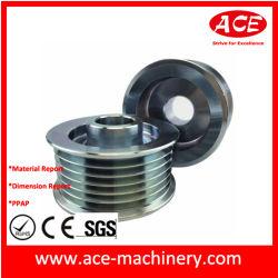 La Chine fournisseur OEM de la poulie d'usinage CNC