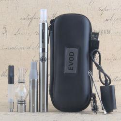 650のmAh Chargble電池の1つのキットに付き携帯用乾燥したハーブの蒸発器Evod 4つ