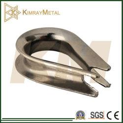 Accessoires de la corde de fils en acier inoxydable