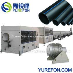 PE PEHD LDPE PPR Gaz de pétrole de l'eau en plastique du tuyau flexible d'alimentation en ligne de production d'Extrusion du tube de tuyau d'extrudeuse monovis Making Machine