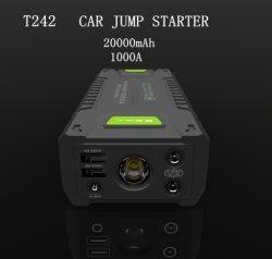 20000mAh Lithium-Batterie Jump Starter Notfall-Auto Jump Starter Akku