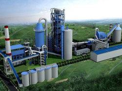 Unidad completa de suministro de cemento de la línea de producción de dulces