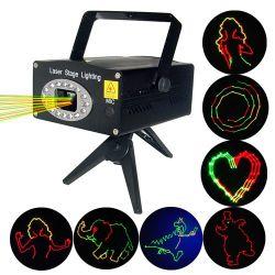 Mini-disco de la lumière laser (SD03)