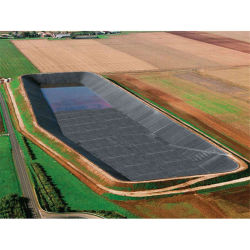 Laguna di ingegneria civile per lo stagno