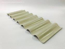 Стекловолоконные Anti-Corrosion гофрированный миниатюры на крыше