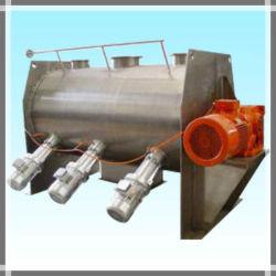 Arado horizontal de la batidora la máquina para el polvo de concreto
