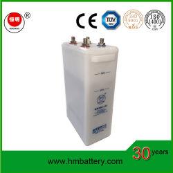 L'industrie à cycle profond Type de poche rechargeable faible taux de la batterie au nickel-cadmium/batterie Ni-CD