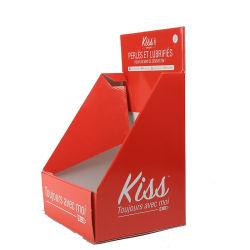 Biodegradable personalizado de pasta de papel cartón ondulado de la bandeja de embalaje