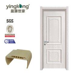 O WPC portas interiores de ventilação para banheiro com a Estrutura