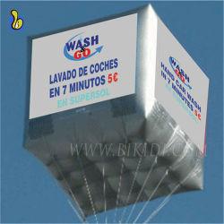 Aerostato gigante dell'elio del cubo, aerostato gonfiabile K7020 di volo