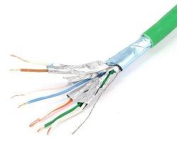 Кабель UTP STP FTP протокол SFTP горячей продавать ОАС/неизолированной медью Cat5e/Cat6/CAT6A/кабель Cat7 Цена за метр