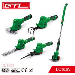 4 negli strumenti della 1 batteria di litio/cesoia per tagliare le siepi multifunzionale senza cordone/mini cesoie erba/di Scarifie/nello scambiarsi hanno veduto