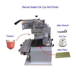 De professionele Kop van de Inkt van de Pers van de Printer van de Druk van het Stootkussen Machine Verzegelde voor Stuk speelgoed