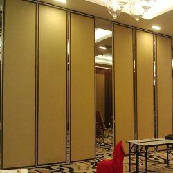 داخل [سوند برمندر] جدار قسم مؤتمر قاعة قابل للنقل قسم حوائط