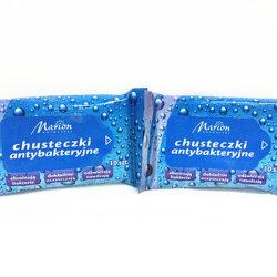 Tissus de nettoyage biodégradables rafraîchissant Wet Wet Wipes de soins personnels de tissus de poche