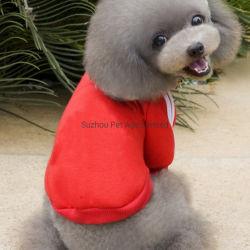 De Kleding van de Sporten van Hoodies van het Huisdier van de lente scheert de Toebehoren van de Hond van Kleren