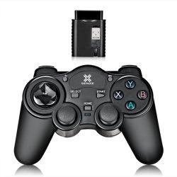 PS2/PS3/PC/X-Input/Adroid装置のための1つの無線ゲームのパッドに付き5つ