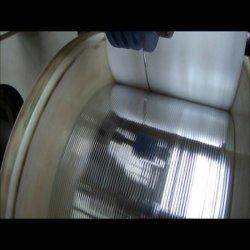 Alta Precion de alambre de acero plano laminado en frío para hacer el muelle de torsión