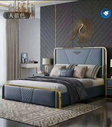 Re moderno Bed della camera da letto del salone ss dell'appartamento della casa dell'albergo di lusso
