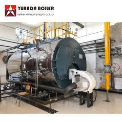 La Chine usine 0,5 tonne à 20 tonnes de déchets industriels d'huile diesel gaz chaudière à vapeur Prix
