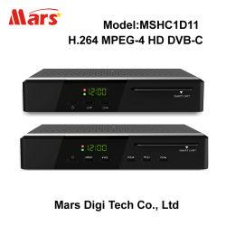 Mstar 5029 HD H.264 MPEG-4 DVB-Cのセットトップボックスの受信機