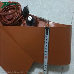 Размер 150X1770мм 1000W силиконового масла нагреватель питающего барабана с регулируемыми контроллера