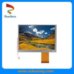 """6.2 """" LCD TFT Panel con 500 cd/m2 de brillo para interiores del sistema de intercomunicación"""