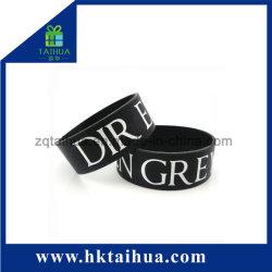 Personnalisé nouveau style de l'amitié Bracelets Bracelet en caoutchouc Bracelets en Silicone