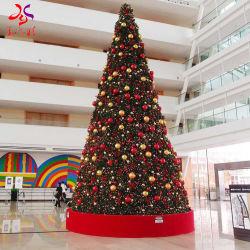 De 20 pies al aire libre de 40 pies de 30 pies de LED de 50 pies inflable gigante animado fresco espiral Artificial Árbol de Navidad con luces