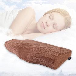 기억 장치 거품 베개 (주문을 받아서 만들어진 디자인에 따라 할 수 있다)