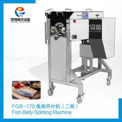 Fgb-170 промышленные автоматические машины для резки рыбы филе бабочек, рыб и танец живота разделение машины