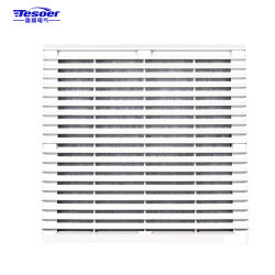 Plastikventilations-Ventilator des filter-Tx9806.200 und Kühlsystem